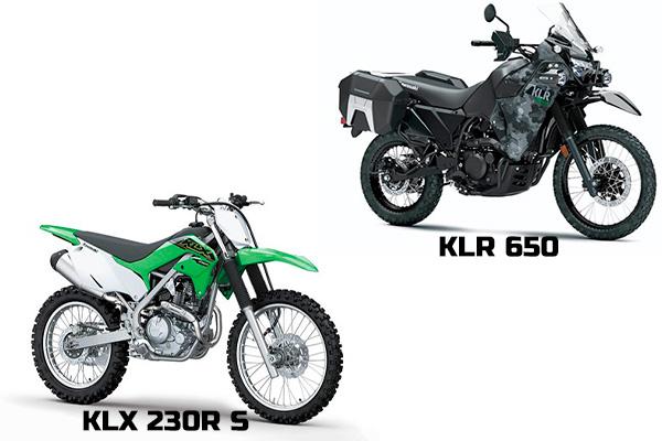 Kawasaki lança KLX 230R S e KLR 650
