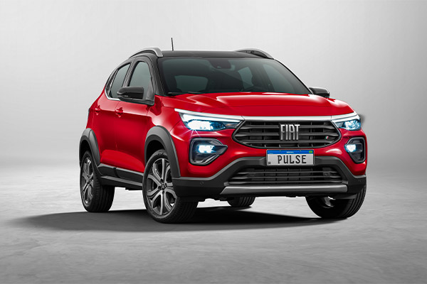 Lançamento do Fiat Pulse 2022