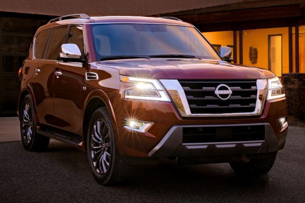 Nissan Armada ganha novidades para 2021