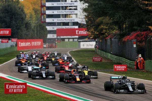 Guia para o Grande Prêmio da Emília Romagna de F1 2021