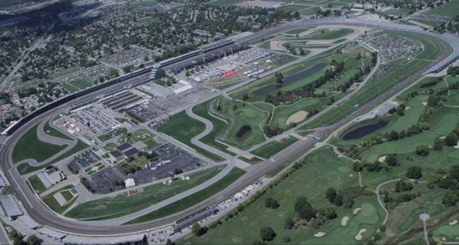 1º evento conjunto Nascar-Indycar da história
