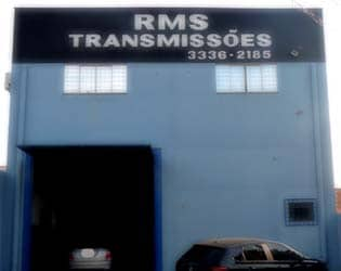 RMS Centro de Manutenção Automotiva