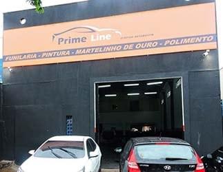 Prime Line Estética Automotiva