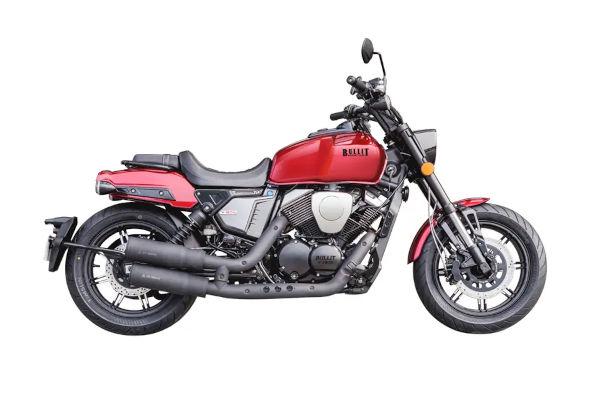 Nova cruiser da Bullit Motorcycles