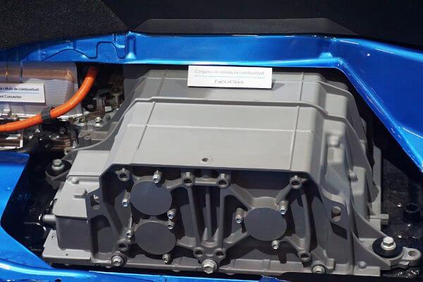 Guia sobre carros de célula de combustível